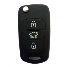 Carkey -Flip Key Replacement Shell For i20 old(Type 1)