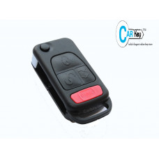 Carkey-Mahindra Bolero Flipkey Replacement Key Shell Without Key Blade