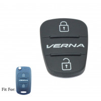 Carkey- Replacement Remote Keypad for Verna Fluidic (type 2)