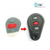 Carkey - Mahindra Scorpio 2nd & 3rd Generation Remote Keypad