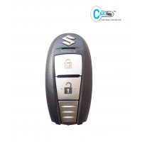 Carkey - Maruti 2 Button Smart Key For Swift/Brezza/S-Cross (ID 47 433MHZ)
