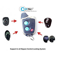 Carkey - Maruti Nippon Spare Remote for Car Fitted with Nippon Central Locking System