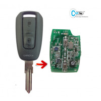 Tata Indica Vista/Manza 2 Button Remote Transmitter(433MHZ)
