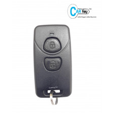 Carkey - Tata 2 Button Remote For Nano/Xenon/Sumo(433MHZ)