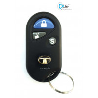 Carkey - Tata 3 Button Remote Transmitter for Safari Dicor/Sumo Gold(433MHZ)