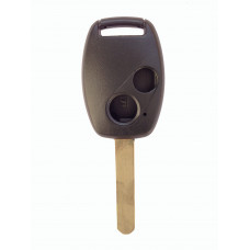 Carkey 2-Button Remote key Shell for Honda