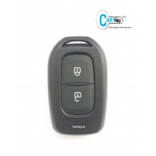 Carkey - Renault Kwid/Duster/Lodgy 2 Button Replacement Remote Key Shell