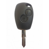 Carkey - Renault 2 Button Replacement Key Shell For Logan/Duster/Terrano