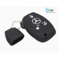 Carkey - Mercedes Benz 3 Button Smart Key Silicone Cover