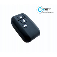 Carkey- Suzuki 3 Button Smart Key Silicone Key Cover(2018)